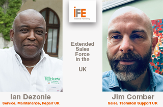 IFE has strengthened its market appearance in the United Kingdom