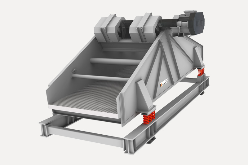 Linear Motion Vibrating Screen